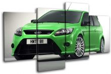 Ford Focus RS Cars - 13-2349(00B)-MP04-LO